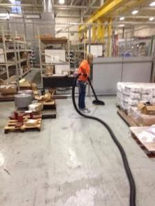 911 Restoration Los Angeles Warehouse