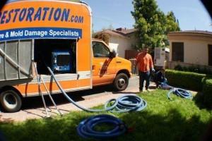Sewage Backup Los Angeles Crew