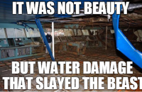Water Damage Los Angeles Concordia