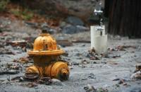 Los Angeles Blog Mudslide Hydrant